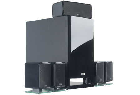 Heco Ambient 5.1A surround sound