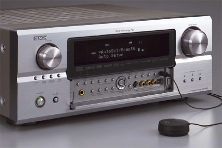 Denon AVR-3806 Manuals & Troubleshooting Guide