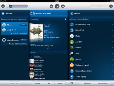 Nieuwe software sonos ondersteunt ios - Upgrade naar een kamer ...