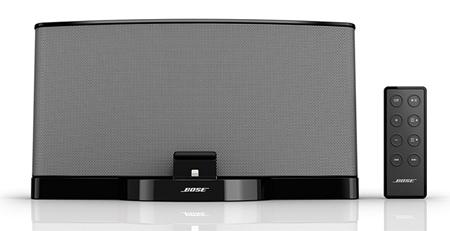 bose sounddock iii geschikt voor iphone 5. Black Bedroom Furniture Sets. Home Design Ideas