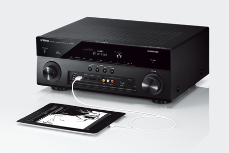 What S In Yamaha Rx V  R Receiver Firmware Update