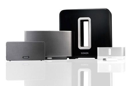 Everything Sonos Het systeem