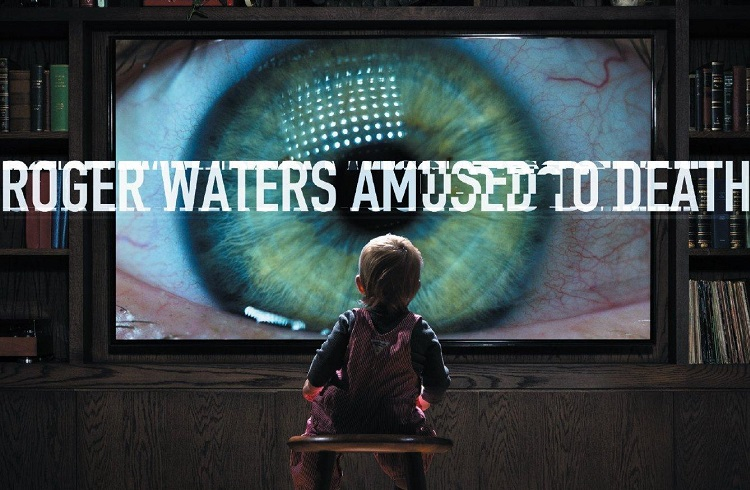 Roger Waters – Amused To Death (sacd)