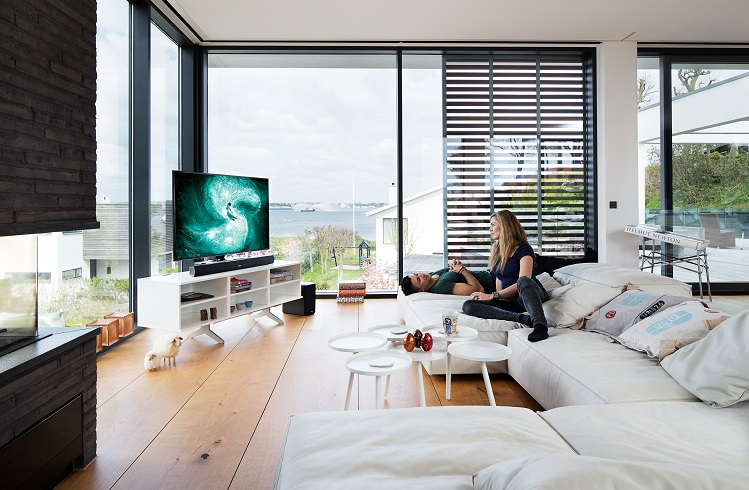 recensie denon heos home cinema. Black Bedroom Furniture Sets. Home Design Ideas