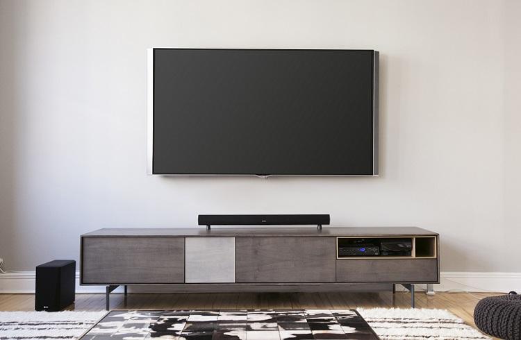 Recensie denon heos home cinema for Sonos woonkamer opstelling