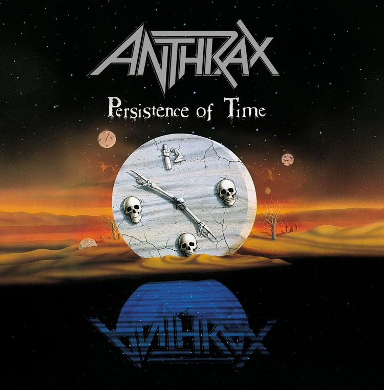 Anthrax – Persistance Of Time (LP)