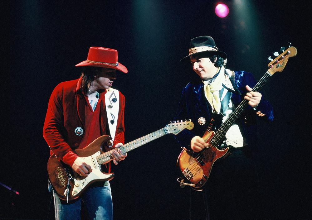 Review Stevie Ray Vaughan Live At Carnegie Hall Lp