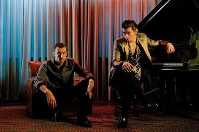 Review The Last Shadow Puppets Everything Youve Come To