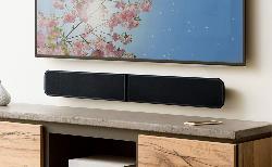 eerste soundbar van bluesound is een feit. Black Bedroom Furniture Sets. Home Design Ideas