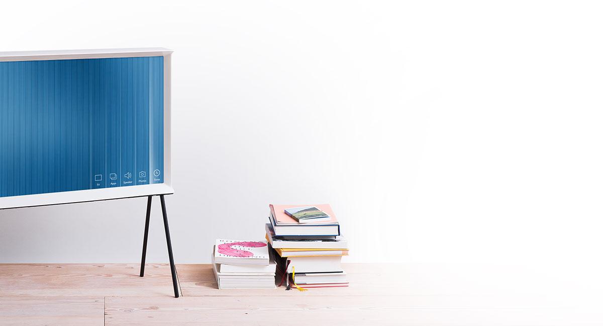 review samsung serif tv. Black Bedroom Furniture Sets. Home Design Ideas