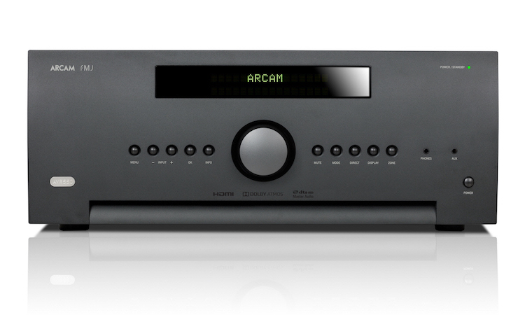 Review Arcam AVR550