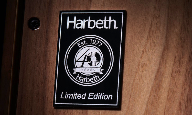 Harbeth 40th Anniversary