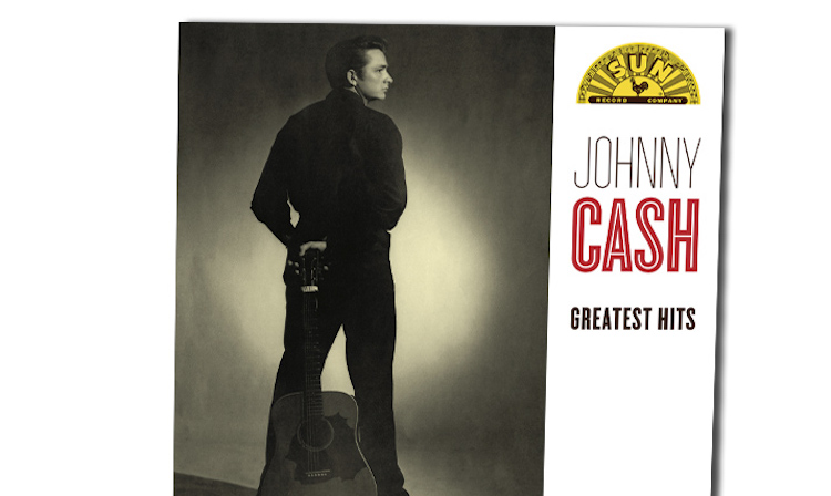 Johnny Cash – Greatest Hits: The Sun Records Years