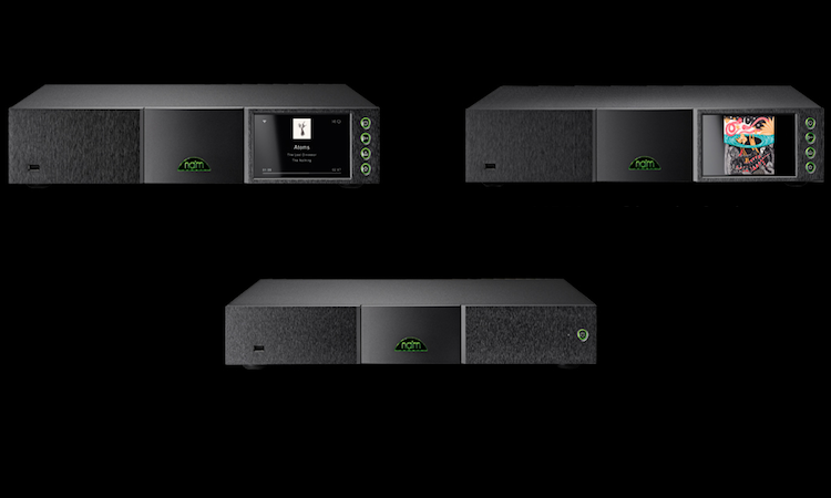 Naim Audio ND5 XS 2, de NDX 2 en de ND 555