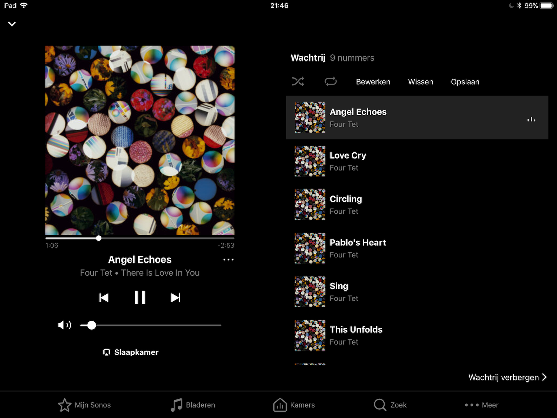 sonos one app