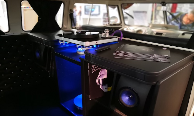 Clearaudio High End München 2018