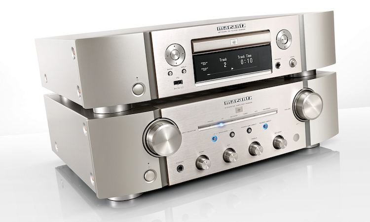 Review Marantz ND8006