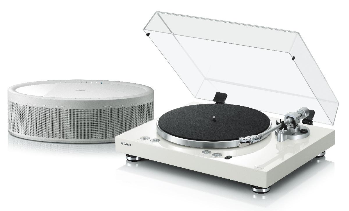 yamaha musiccast vinyl 500 in een andere kamer draadloos. Black Bedroom Furniture Sets. Home Design Ideas