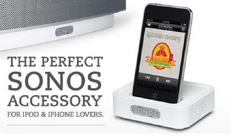 Sonos Trekt De Stekker Uit Sonos Dock