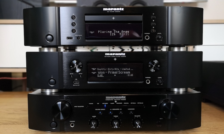 Review Marantz 6006-serie