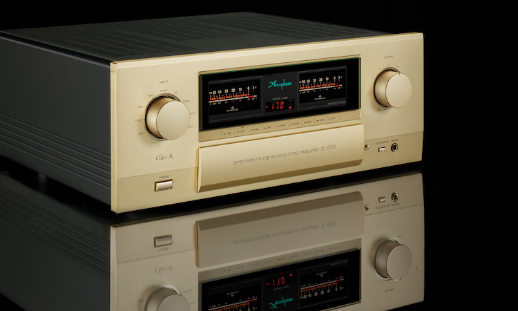 Review Accuphase E650
