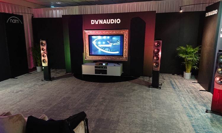 Dynaudio op Audio Show iEar' 2018