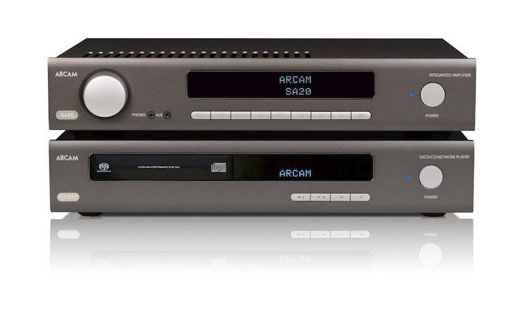 Review Arcam AVR550, een mooi geheel