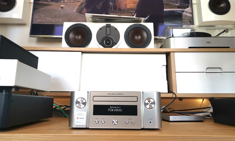 Review Marantz Melody X cover