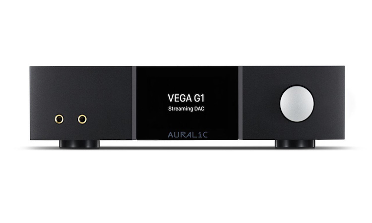 Review Auralic Vega G1