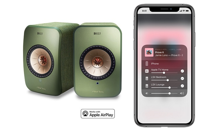 2019-06-03 KEF LSX AirPlay