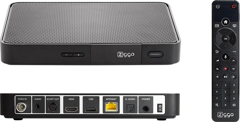 Review Ziggo Mediabox Next