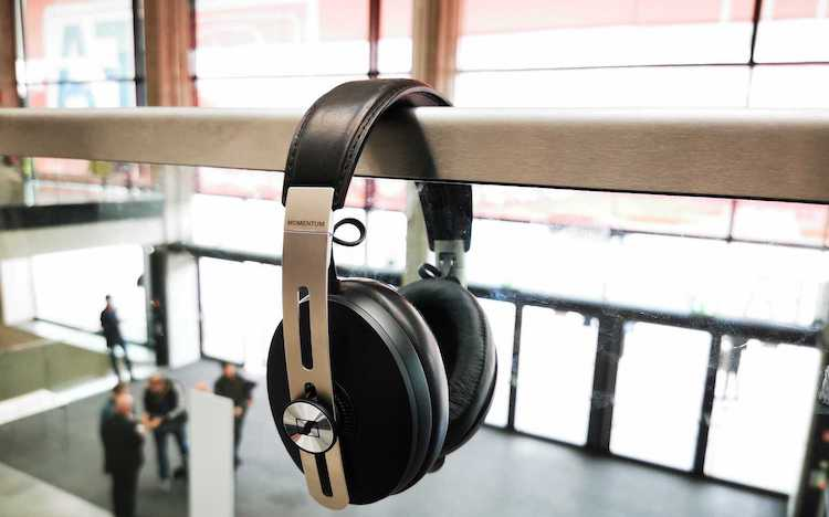 Review Sennheiser Momentum Wireless