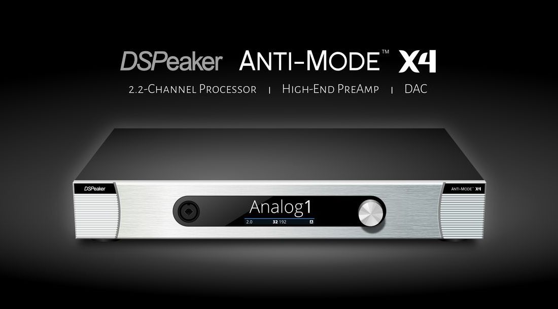 Review DSpeaker Anti-Mode X4
