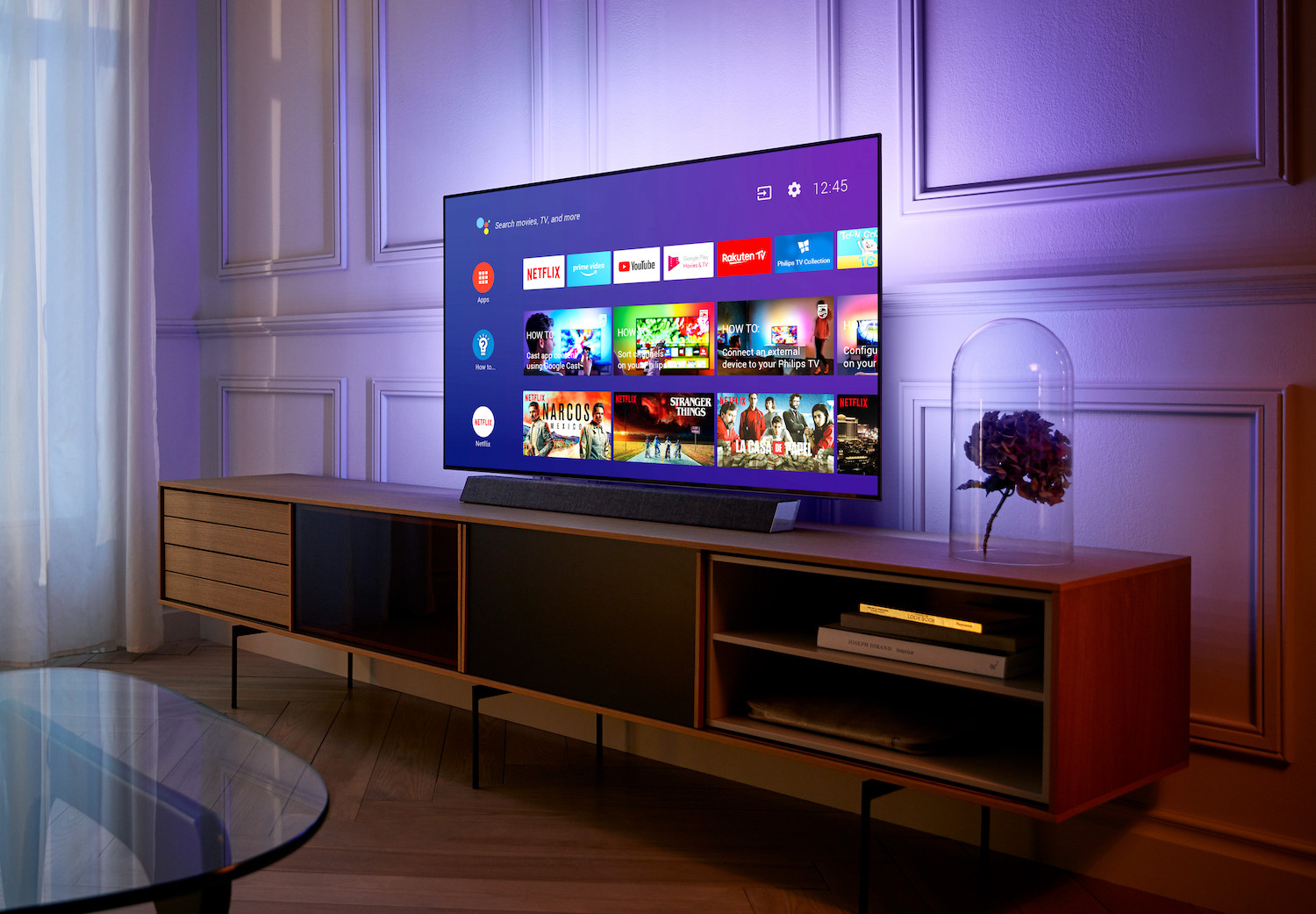 Review Philips 55OLED934