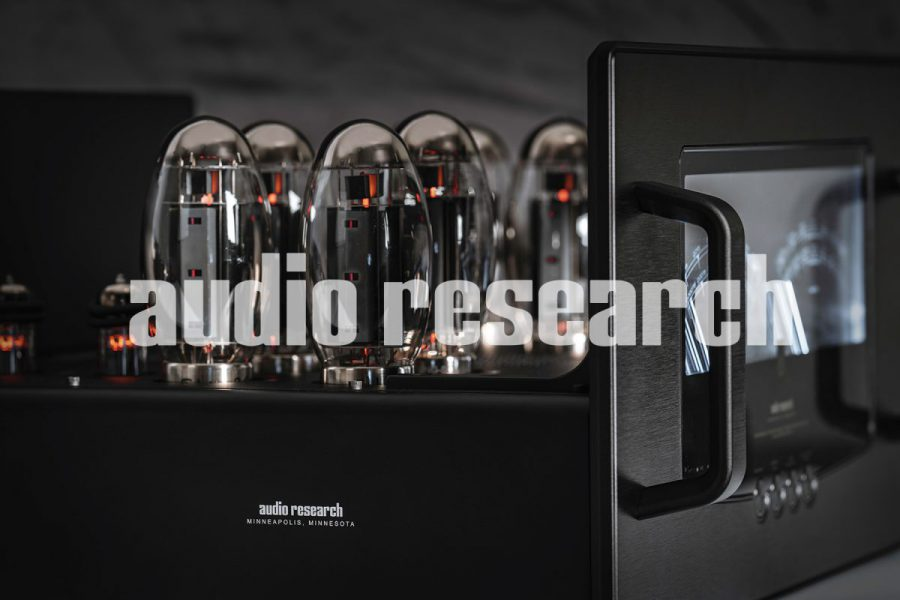 Audio Research bij Rhapsody