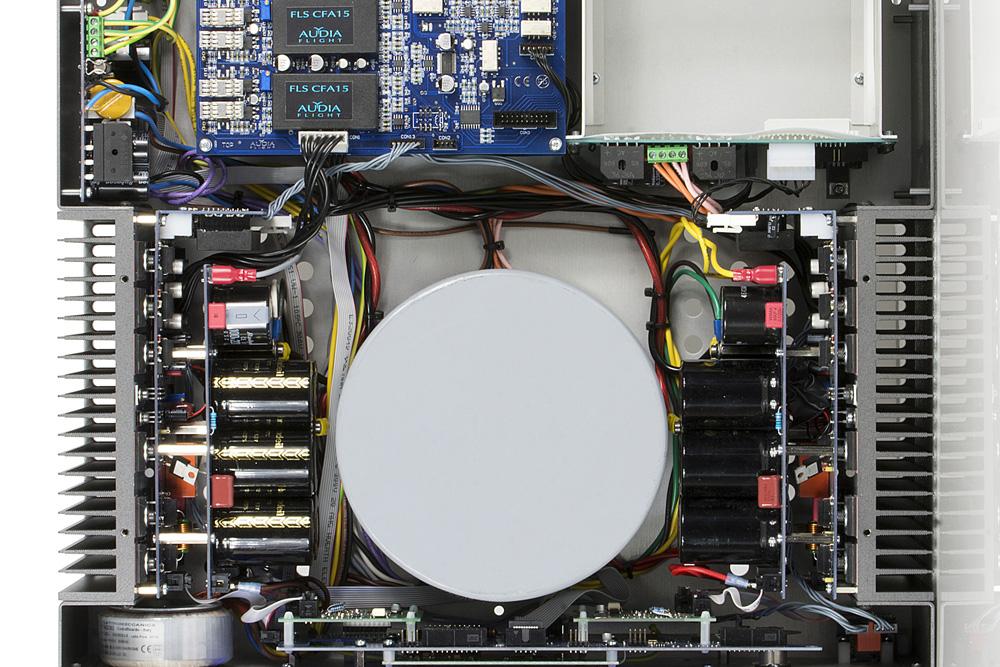De FLS9 is een nieuwe geintegreerde versterker van Audia Flight
