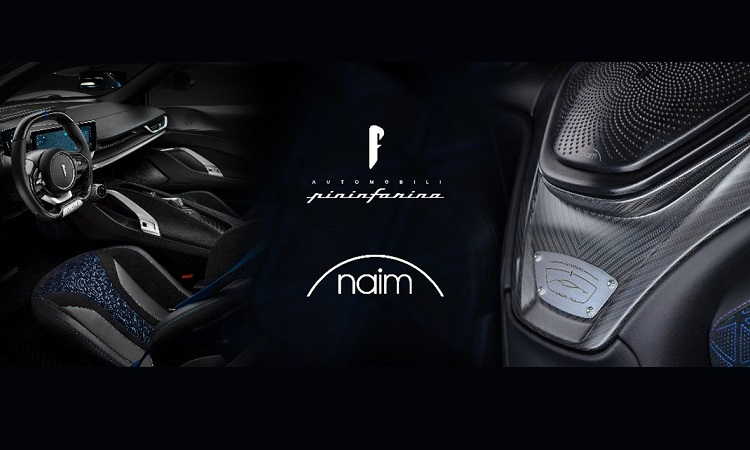 2020-07-30 Partnersship Naim And Pininfarina