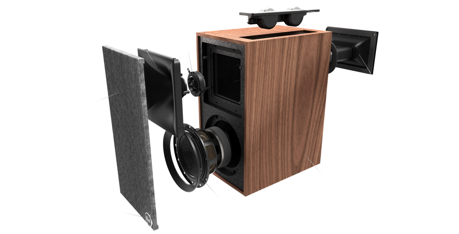 Review Klipsch The Fives