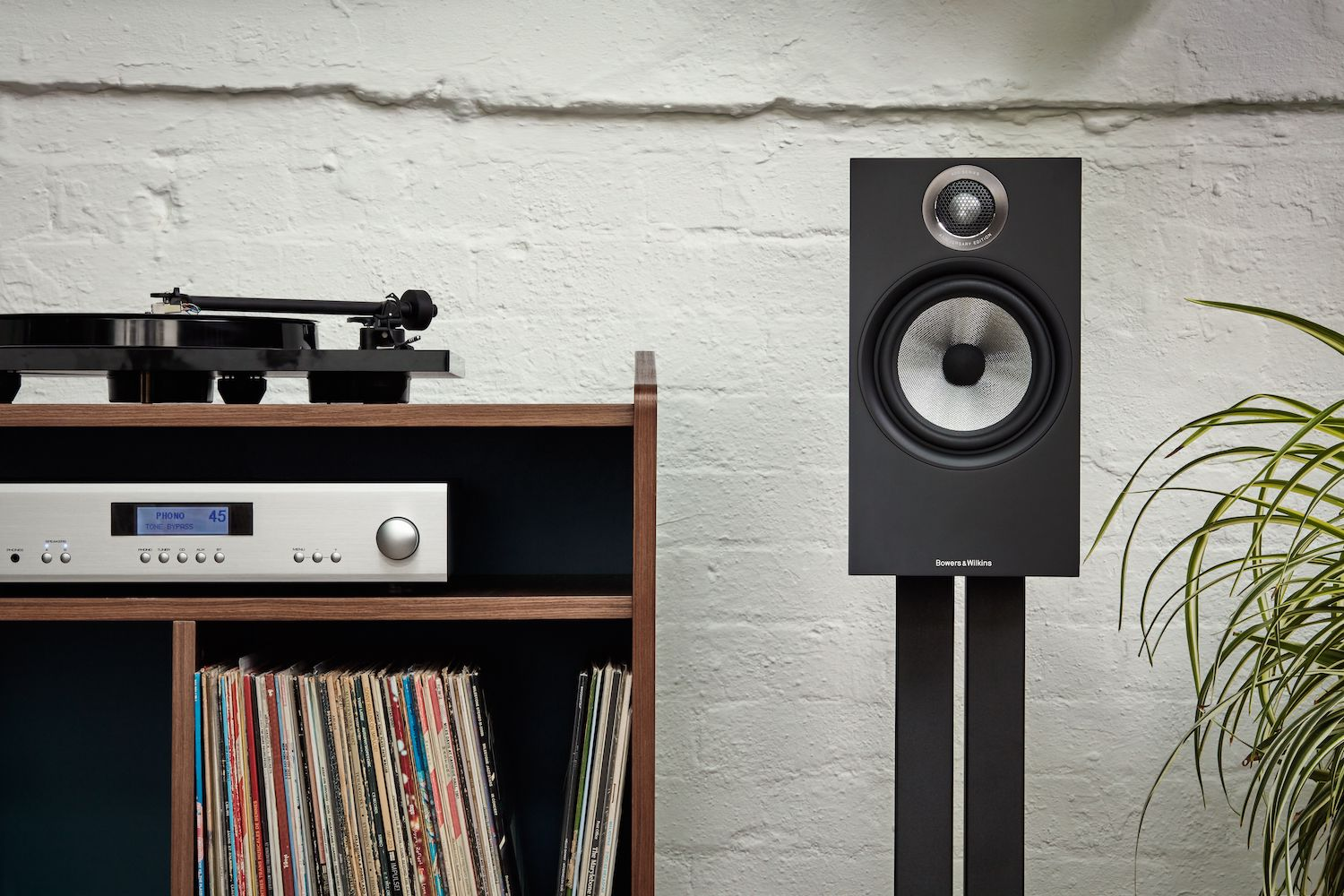 Review Bowers Wilkins 606 AE