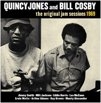 Quincy Jones and Bill Cosby; The Original Jam Sess