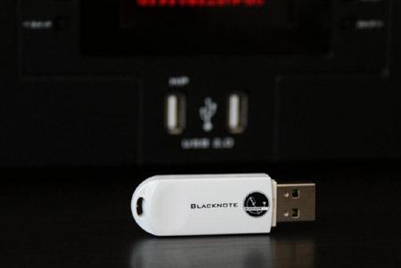 Blacknote DSS30 Tube