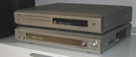 Denon AVR-770 set (c) Xingo
