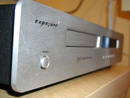 Exposure 2010S CD speler (c) Xingo (c) Xingo