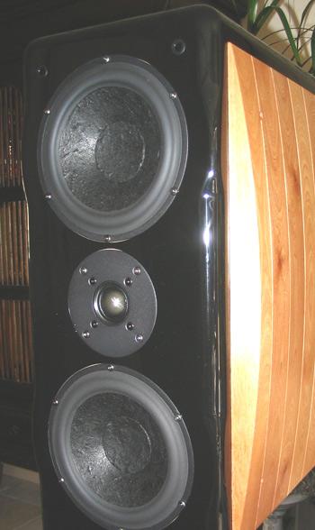 Usher X929 luidspreker
