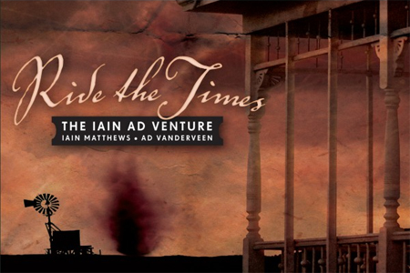 The Iain Ad Venture -  Ride The Times