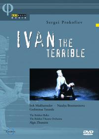 """Prokofievs """"Iwan de Verschrikkelijke"""" als ballet"""