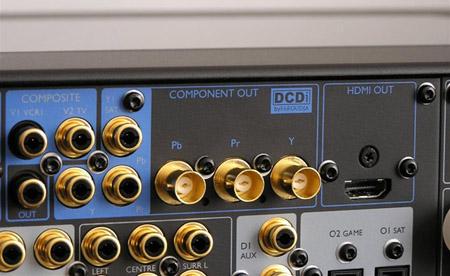 Meridian G95 DVD Surround receiver