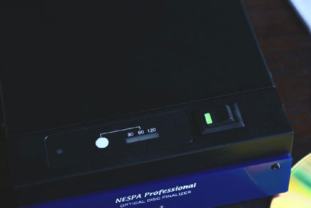 Nespa Professional Optical Disc Finalizer