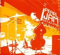 Pearl Jam Live at the Benoroya Hall