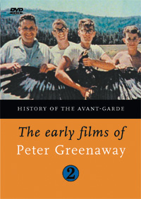 The early films of Peter Greenaway 1 & 2